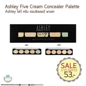Ashley Five Cream Concealer Palette A146